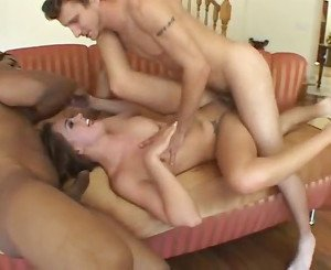 BRIAN PUMPER - 16 (Threesome)