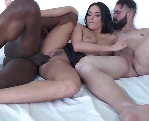 Anissa kate Une belle surprise au
