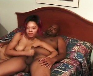 Ebony And Dick Magee Suck And Fuck