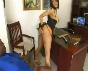 Alicia Tyler Office fuck