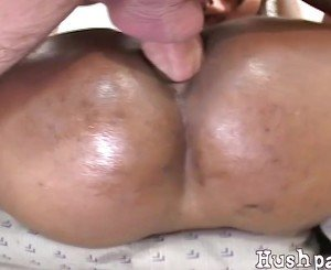 Big Black Ass gets Anal balls deep