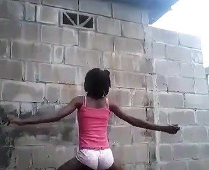 Black Teen Twerking