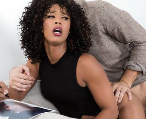 Misty Stone & Keiran Lee in My