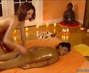 Slow Sensual Massage Touch For