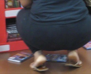 Big Booty Legging Bender
