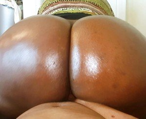 Big Black Butt POV Reverse Cowgirl