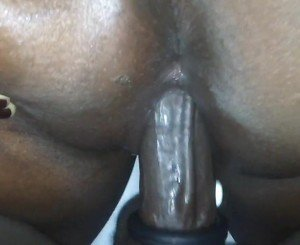 Vibrating Cockring Amateur Ebony