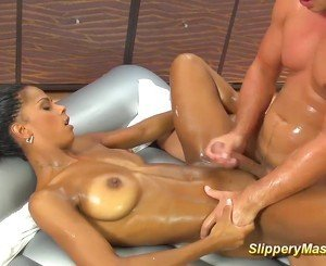 hot chocolade teen slippery nuru