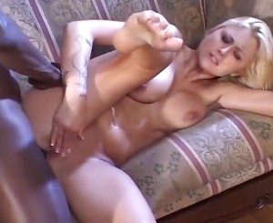 Staci Thorn Anally Fucked By Black