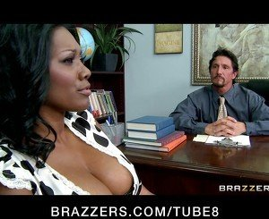 Sexy black ebony milf will do